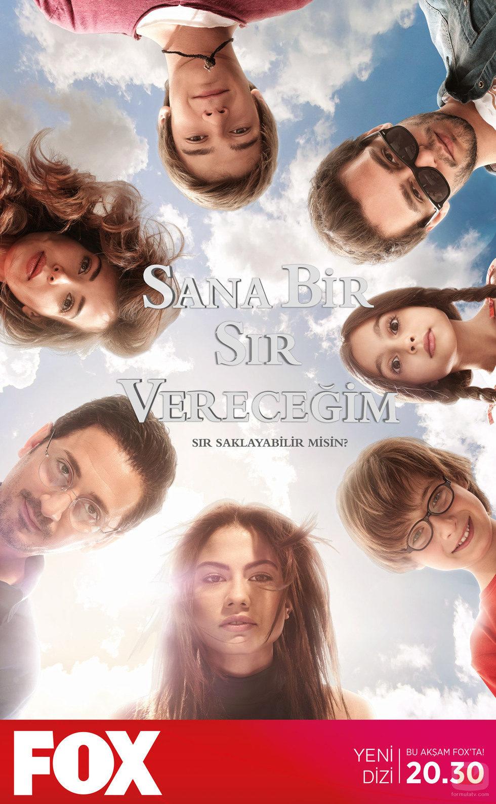 Póster promocional de la versión turca de 'Los protegidos'