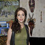 Lilian Caro interpreta a Paz