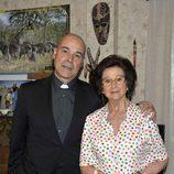 Resines y Julieta Serrano, madre e hijo en 'He visto un Ángel'