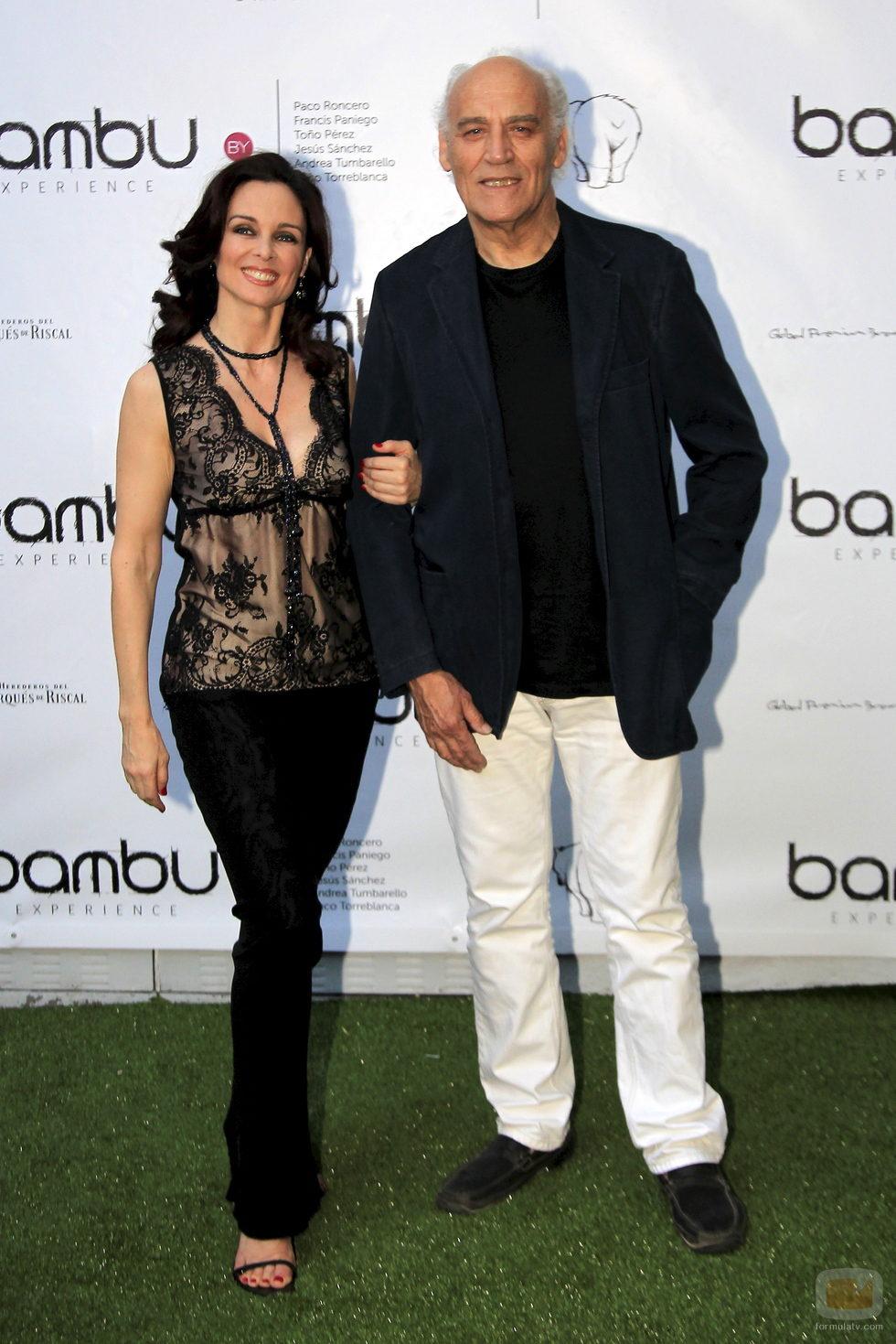 Silvia Marsó y Manuel de Blas celebran el quinto aniversario de Bambú Producciones