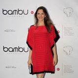 Belén Fabra en la fiesta de aniversario de Bambú Producciones