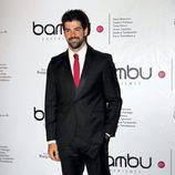 Miguel Ángel Muñoz en la fiesta de aniversario de Bambú Producciones