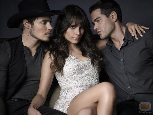 El trío amoroso de los Ewing