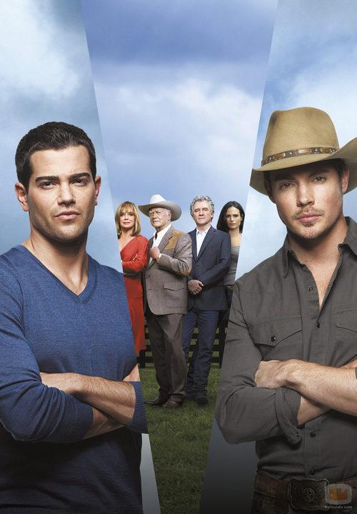 John Ross y Christopher Ewing enfrentados en las nuevas tramas de 'Dallas'