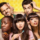 Cartel de 'New Girl'