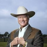 Larry Hagman es J.R. en 'Dallas'
