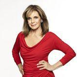 Linda Gray es Sue Ellen Ewing en la serie 'Dallas'