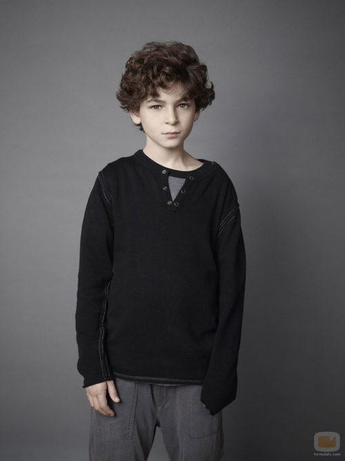 David Mazouz interpreta a Jake, un niño con poderes en 'Touch'