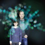 Martin y Jake Bohm en la serie 'Touch'