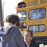 Martin y Jake Bohm en el primer episodio de 'Touch'