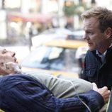 Imagen del segundo capítulo de 'Touch' con Kiefer Sutherland