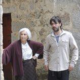 Gabriel Vega, en el penúltimo capítulo de 'El don de Alba'