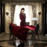 Lana Parrilla caracterizada de la Malvada Reina en la segunda temporada 'Érase una vez'