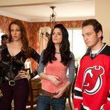 Fotograma de la serie 'Made in Jersey'