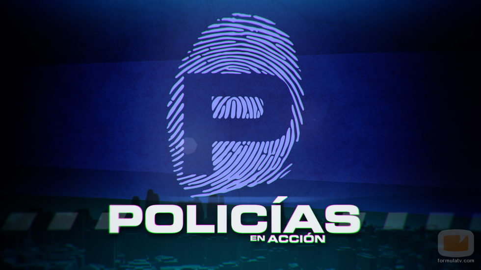 Logotipo de 'Policías en acción', el nuevo docu-reality de laSexta