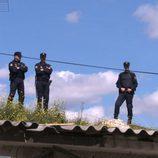 Agentes policiales en 'Policías en acción'