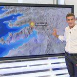 Albert Barniol tendrá su propia sección meteorológica en la segunda etapa de 'España directo'