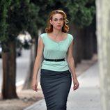 Marta Hazas como Clara en 'Galerías Velvet'