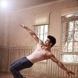 Christian Sánchez interpreta a Moisés en la serie de Cuatro 'Dreamland'