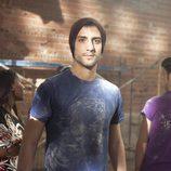 Javier Taboada da vida a Hugo en la serie de Cuatro 'Dreamland'