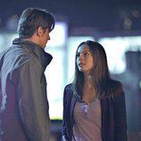 Kristen Kreuk y Jay Ryan en el segundo capítulo de 'Bella y Bestia'