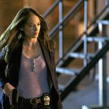 Kristen Kreuk en el tercer capítulo de 'Bella y Bestia'