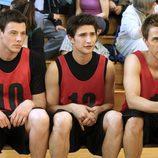 Cory Monteith en la serie 'Kyle XY'