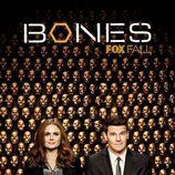 Póster de 'Bones' para la Comic-Con 2013