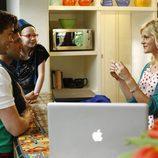 Escena de la primera temporada de 'The New Normal'