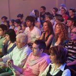 Michel Gurfi, Lidia Bosch y Jaydy Michel