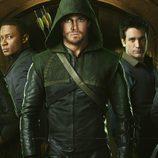 Reparto principal de 'Arrow', la nueva serie de Antena 3