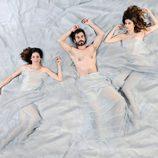Sandra Ferrús, Santi Millán y Norma Ruiz en 'Frágiles'