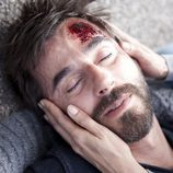 Pablo, herido en 'Frágiles'