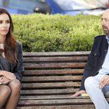 Patricia Vico y Miguel Rellán en 'Frágiles'