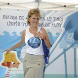 """Mercedes Milá colabora con la campaña de las playas de """"12 Meses"""""""