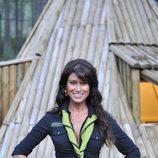 Sonia Ferrer vestida de exploradora en 'Campamento de verano'