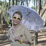 Karmele Marchante, concursante de 'Campamento de verano'