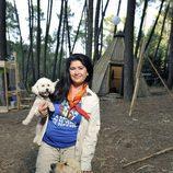 Lucía Etxebarría, concursante de 'Campamento de verano'