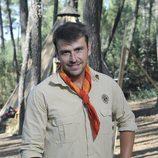 José Manuel Montalvo, concursante de 'Campamento de verano'