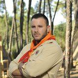 Esteban, concursante de 'Campamento de verano'