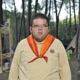 David Pedre, concursante de 'Campamento de verano'