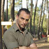 El sargento Alonso, el encargado de imponer disciplina en el 'Campamento de verano'