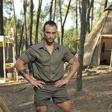 El sargento Alonso al mando de los exploradores de 'Campamento de Verano'