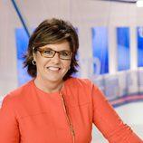 María Escario, habitual cara de los 'Telediarios' de TVE desde hace 20 años