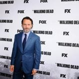 Andrew Lincoln, protagonista de 'The Walking Dead'