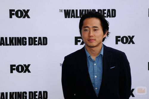 Steven Yeun, actor de 'The Walking Dead'
