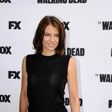 Lauren Cohan, actriz de 'The Walking Dead'