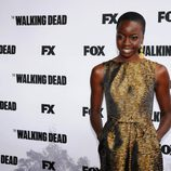 Danai Gurira, actriz de 'The Walking Dead'