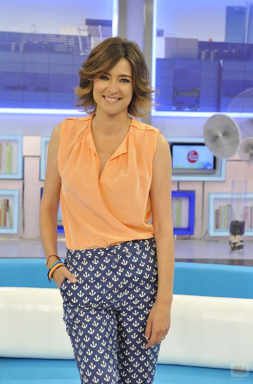 Sandra Barneda, nueva presentadora de 'El programa del verano'
