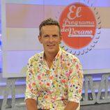 Joaquín Prat, conductor de 'El programa del verano'